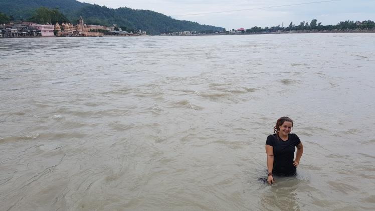 Gangesbad